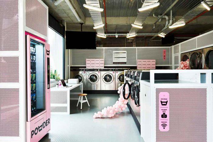 Powder Laundry